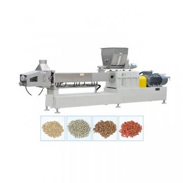 Pet food machine operator feed extruder pet feed machine processing line