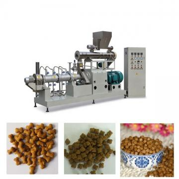 2018 New Design High Capacity Pet Dog Food Processing Line