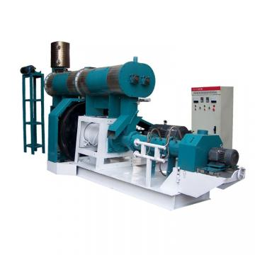 High Quality Animal and Floating Fish Extruder Feed Pellet Machinery