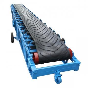Automatic stainless steel frame food grade Mobile rubber belt conveyor flexible screw conveyor Spiral Conveyor