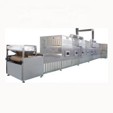 Large Industrial Continuous Microwave Drying Equipment with Belt Conveyor