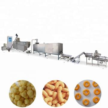 CE Certified Puffed Corn Cheese Ball Sticks Snacks Food Making Machine Manufacturing Equipment