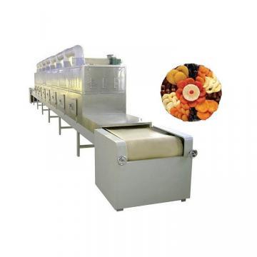 High efficiency industrial microwave vacuum dryer equipment
