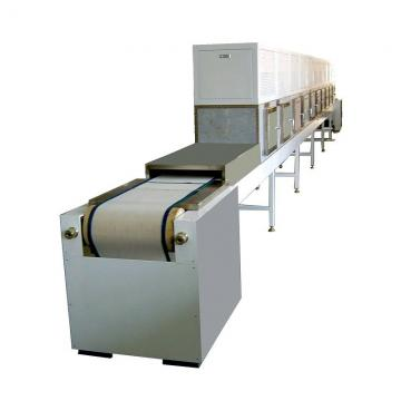 Commercial Industrial Microwave Equipment Faster Heating Tunnel Type Stainless Steel