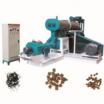 10 Ton Per Hour Feed Pellet Production Line / Animal Feed Processing Equipment