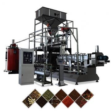 Small Size Carp Fish Feed Pellet Production Line