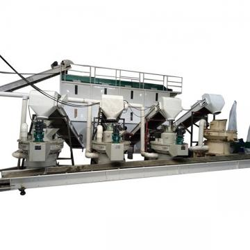 Hot sale complete small wood pellet production line with CE approved