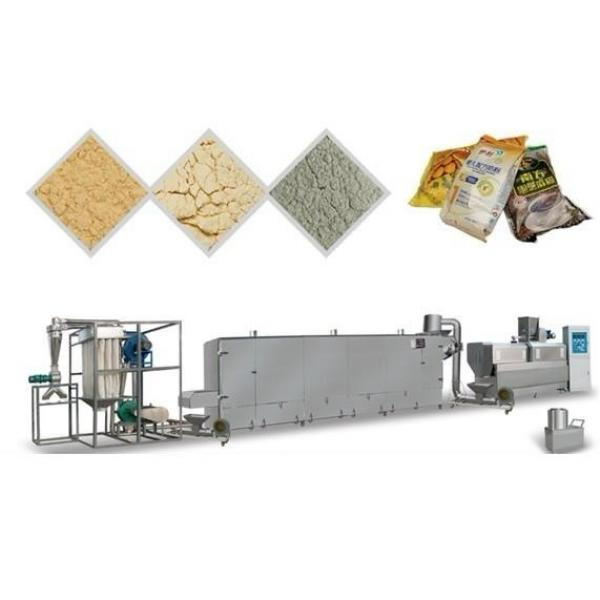 Modified starch extruder equipment automatic modified starch processing machinery corn Modification food production line #3 image