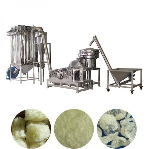 Modified starch extruder equipment automatic modified starch processing machinery corn Modification food production line #2 image