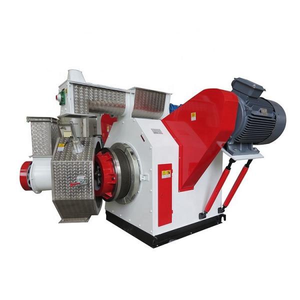 Hot sale CE certification 2.5-3.5T/h complete wood pellet machine pellet production line #1 image