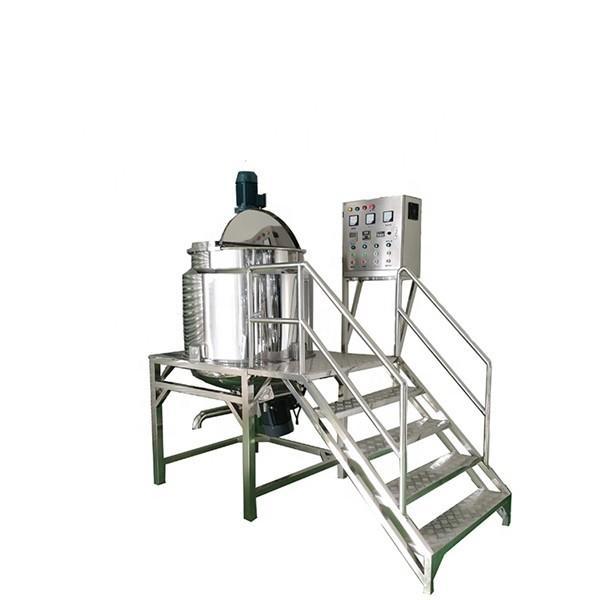 Liquid Soap Shampoo Liquid Hand Wash Making Machine, Mixing Machine #2 image