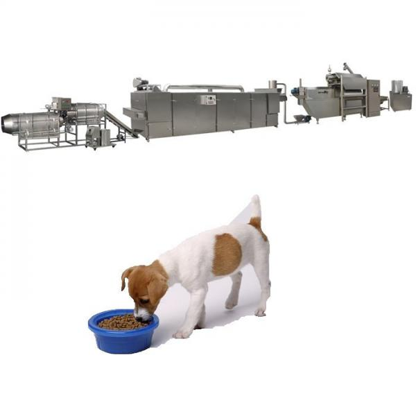 Fish Feed Dog Food Cat Food Pet Chew Snack Food Production Line/Making Machines/Process Equipment #1 image