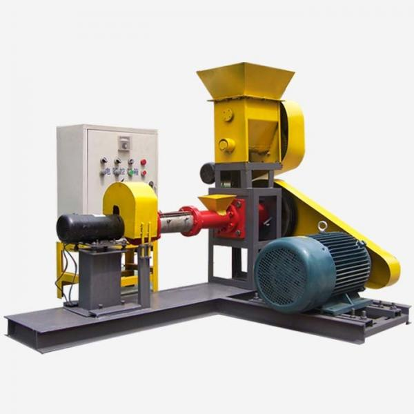 Fish Feed Dog Food Cat Food Pet Chew Snack Food Production Line/Making Machines/Process Equipment #2 image