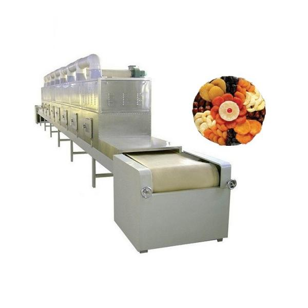 60KW Industrial Microwave Dryer With Cooling System For Microwave Drying Of Food #3 image