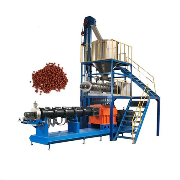 Manufacture Ce Approved Animal Feed Pellet Production Line #2 image
